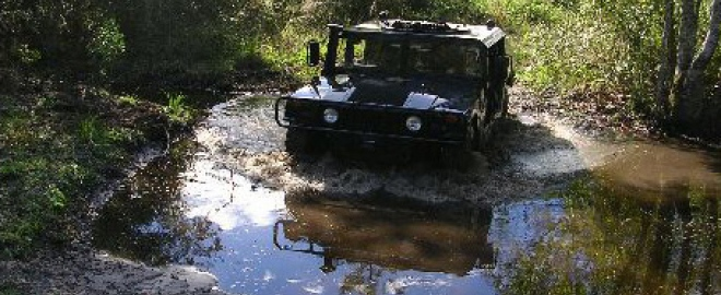 offroad training