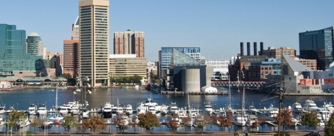 baltimore scenic lunch cruise
