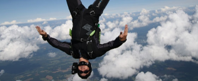 accelerated freefall in atlanta