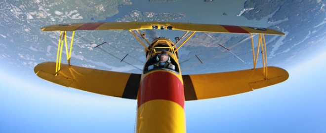 atlanta aerobatic flights