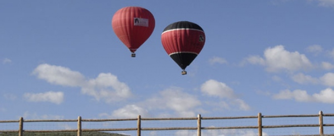 salt lake city balloon flights