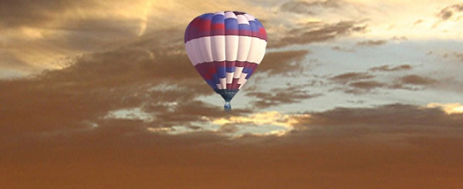 Lake Havasu City hot air balloon rides
