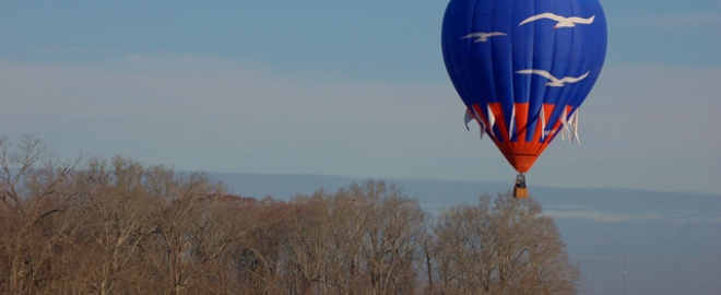 alexandria balloon flight
