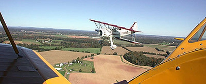 aerobatic flight virginia