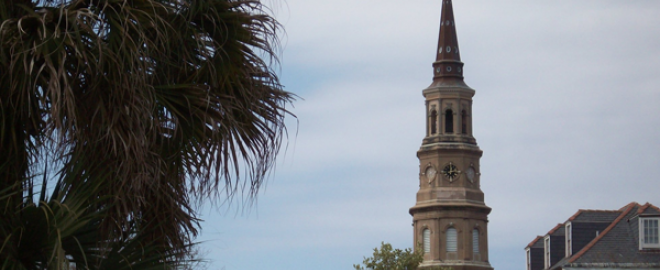 guided tour charleston
