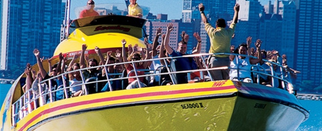 chicago speedboat tour