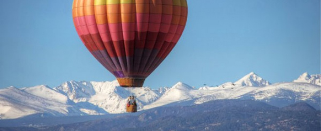 boulder balloon flights