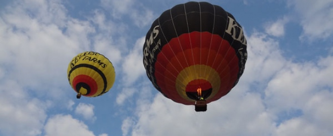 columbus balloon flights