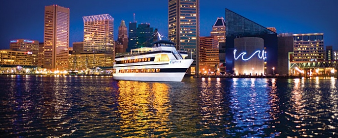 scenic dinner cruise baltimore