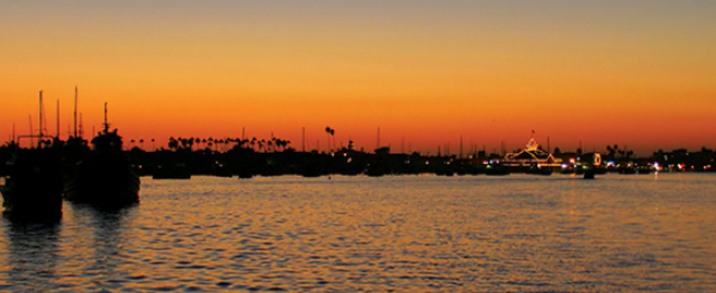 dinner cruise newport beach