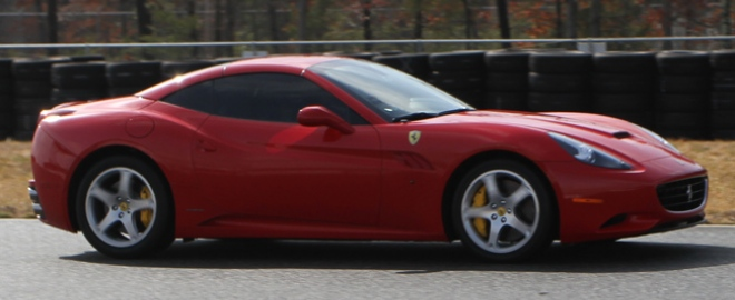 drive a ferrari denver