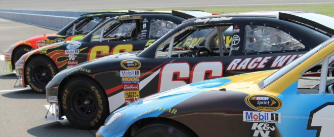 stock car experience kentucky speedway