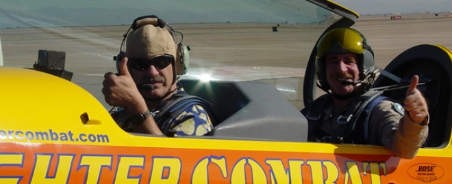 fighter combat flight phoenix arizona