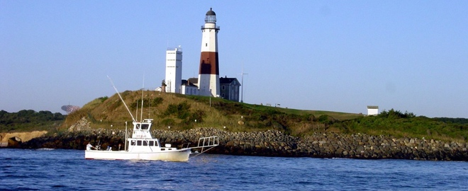 montauk fishing trip