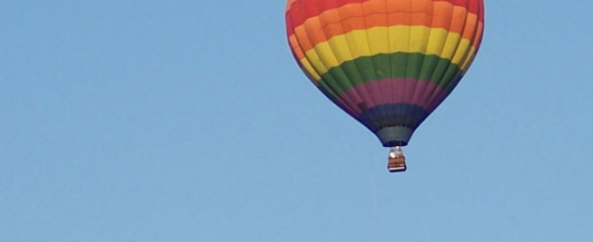 allentown balloon flight