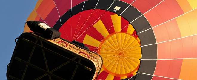 private blue ridge mountains hot air balloon rides