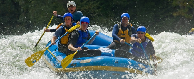 rafting west virginia