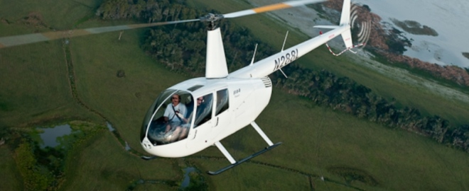 helicopter flying lesson kissimmee