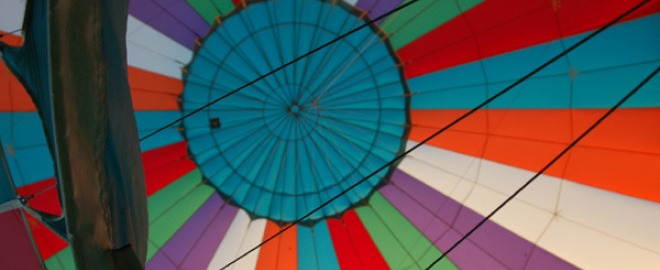 hot air balloon flights nashville