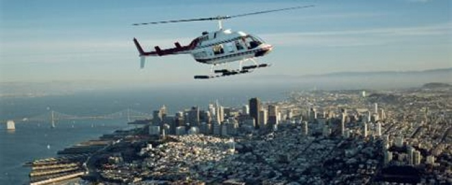 san francisco scenic flight