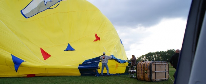 indianapolis hot air balloon flights