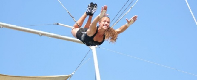 trapeze training chicago