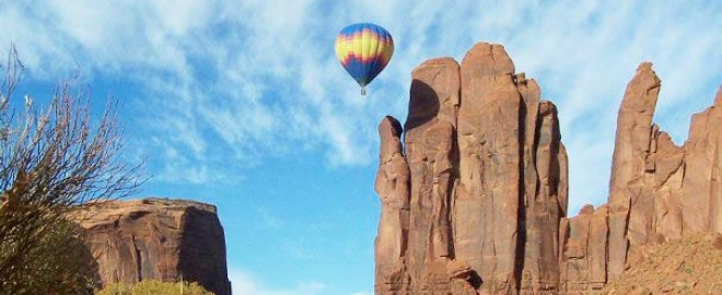 utah balloon flight