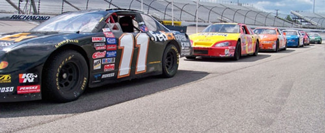 iowa speedway stock car experience