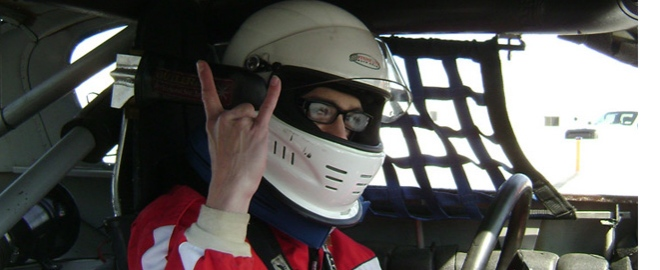 thompson nascar driving experience