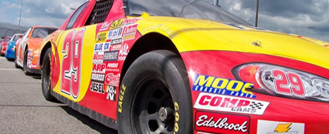 stock car experience at texas motor speedway