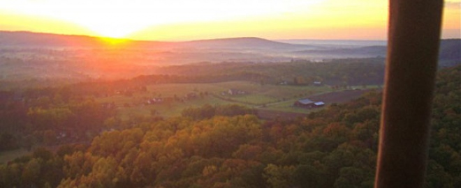 new jersey balloon flight
