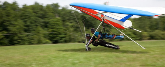 tandem hang gliding new york