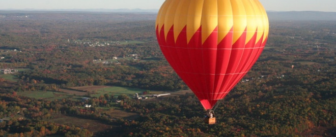 new york balloon flight