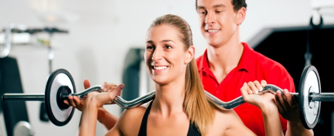 personal fitness instructor