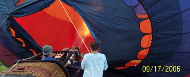 port st lucie balloon flights