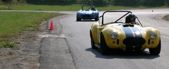 ac cobra ride a long