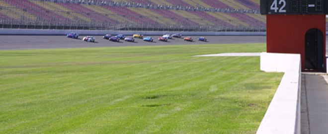 nascar experience at iowa speedway
