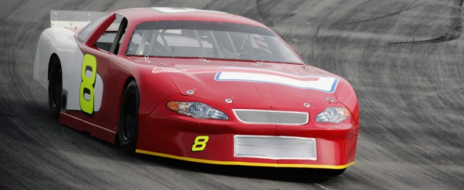 stock car experience mountain raceway
