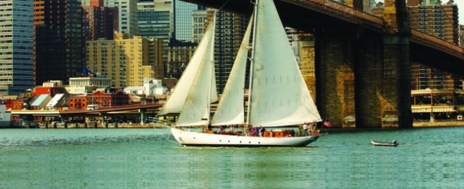 new york tall sailing experience