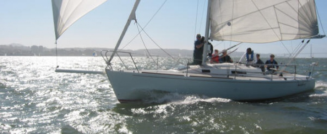 learn to sail in san diego california
