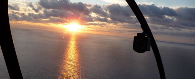 helicopter scenic flight to miami