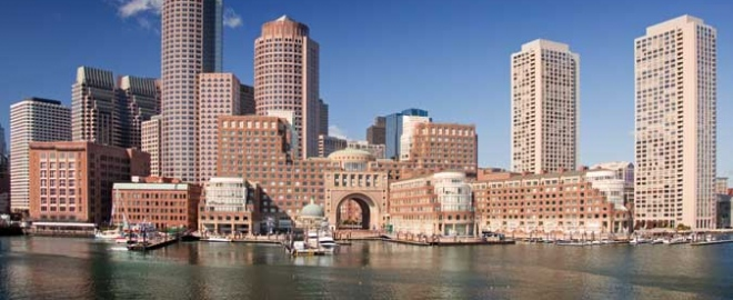 boston scenic lunch cruise
