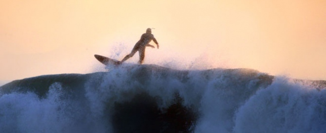 personal surfing lesson