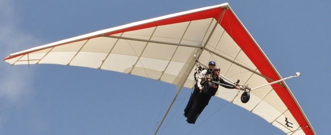 tandem hang gliding flight orlando