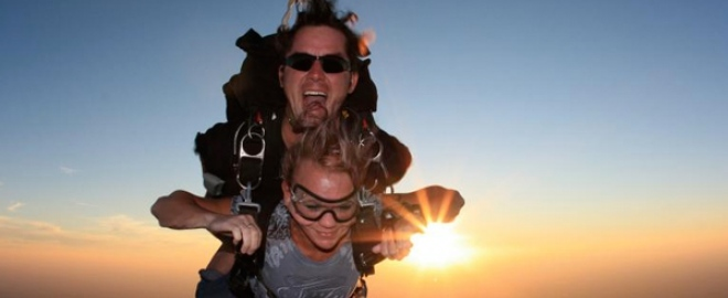 wisconsin tandem skydive