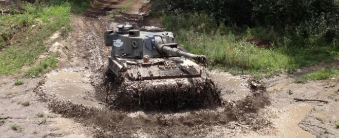 tank driving minnesota