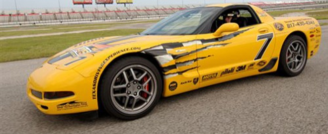 corvette racing at texas motor speedway