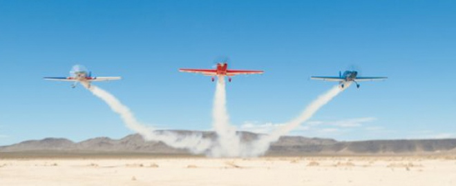 ultimate combat and aerobatic flying experience for two las vegas