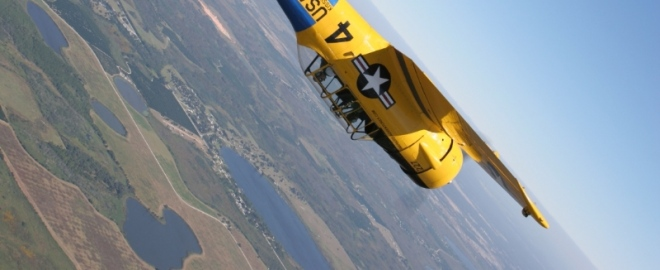 kissimmee aerobatic flight