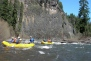Klickitat River Washington Rafting Trip